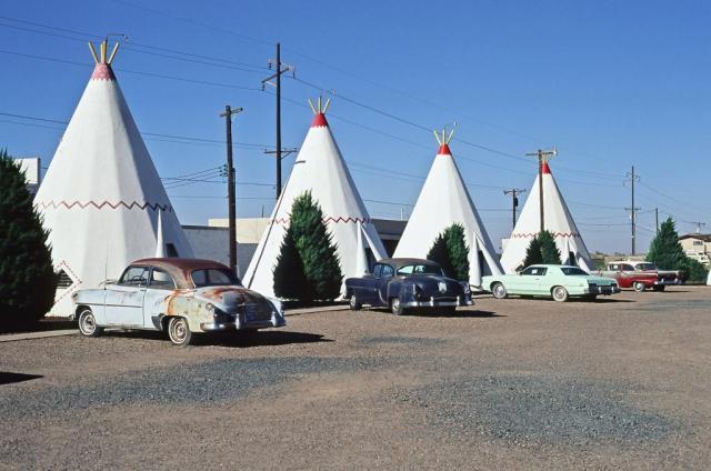 006 Wigwam Motel__ Holbrook AZ